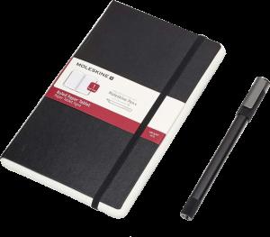 stylo numerique moleskine smart pen