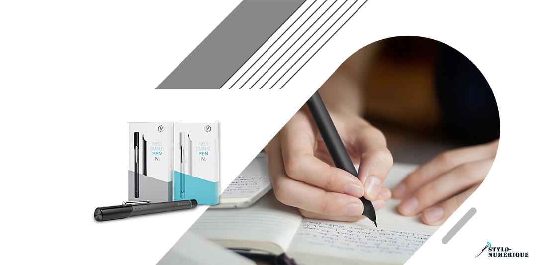 stylo connecté n2 neo lab