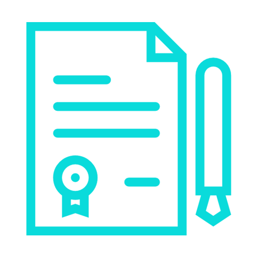 icone stylo numerique garantie