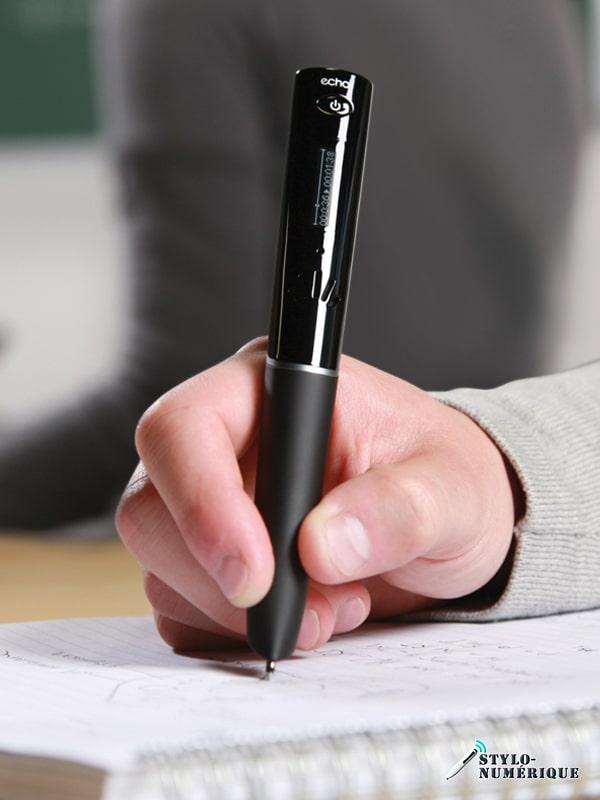 stylo connecte echo livescribe