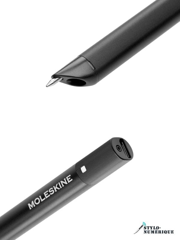stylo numerique moleskine smart pen ellipse